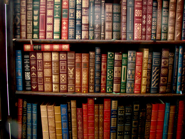 finding the value of vintage or old books is a complicated process ...